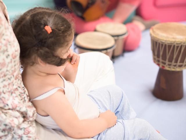 Atelier musical petite enfance - Les Cmr