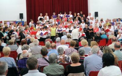 Célébration des 70 ans des Cmr à Château-Arnoux