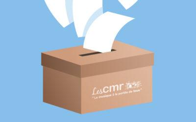 Elections du Conseil d'administration 2020–2023