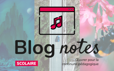 Blog notes — Scolaire | Fiches #4