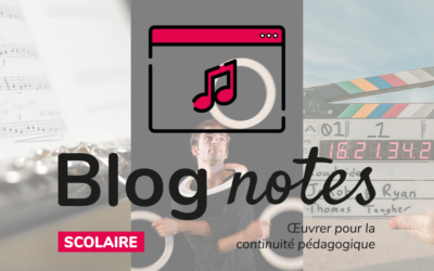 Blog notes — Scolaire | Fiches #6
