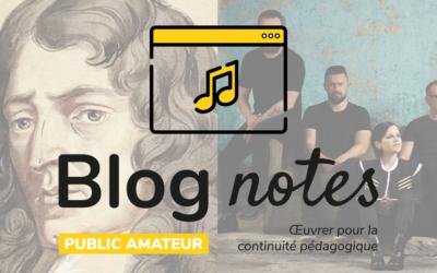 Blog notes — Public amateur | Fiches #4
