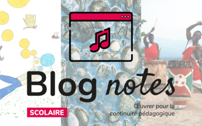Blog notes — Scolaire | Fiches #5