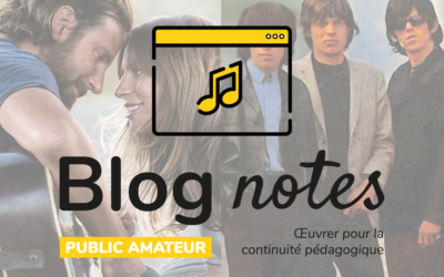Blog notes — Public amateur | Fiches #7