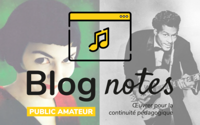 Blog notes — Public amateur | Fiches #10
