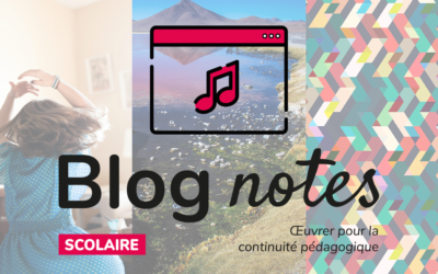 Blog notes — Scolaire #10