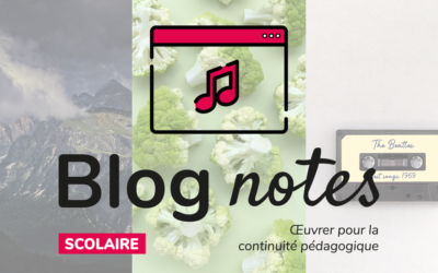 Blog notes — Scolaire | Fiches #9