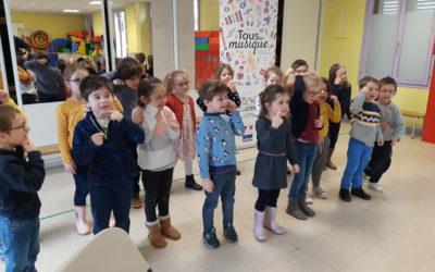 Tous en musique — La-Croix-Saint-Ouen (60)