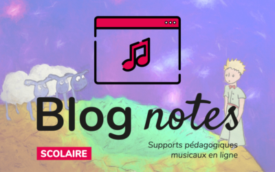 Blog notes — Scolaire #16