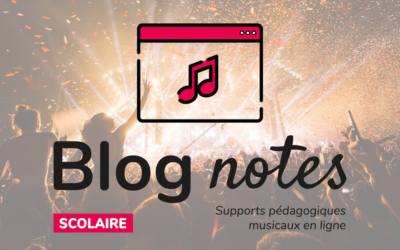 Blog notes — Scolaire #17